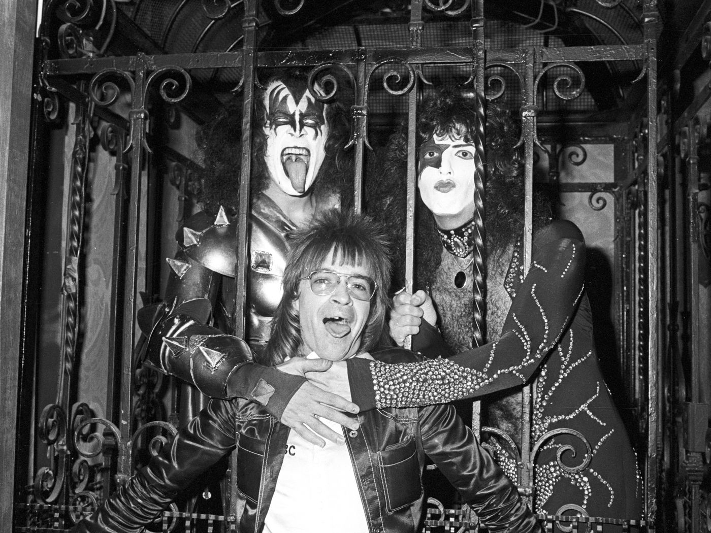 The Sunset Strip in the 1980s: The heyday of glam metal and