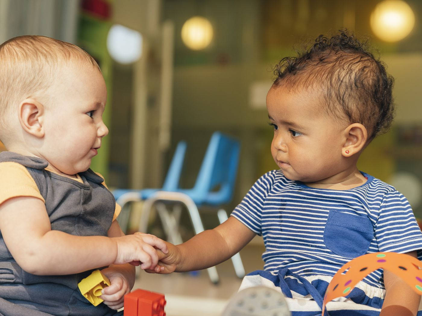 Altruistic Babies Psychology Study Shows Altruism May Begin In Infancy Vox