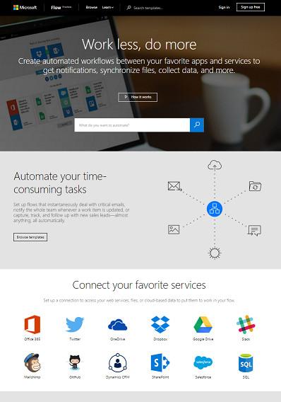 Microsoft Flow