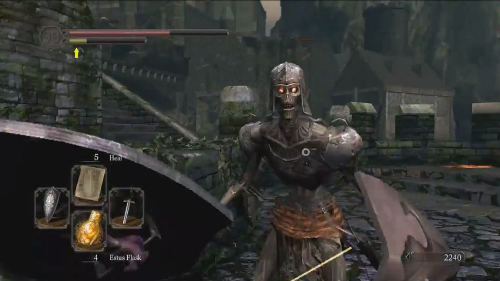 Dark Souls Now Harder With User-created First-person View