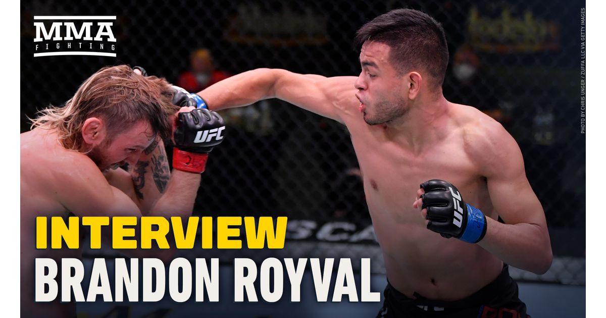 Brandon Royval plans to showcase creativity, 'overwhelm' Kai Kara-France at UFC 253