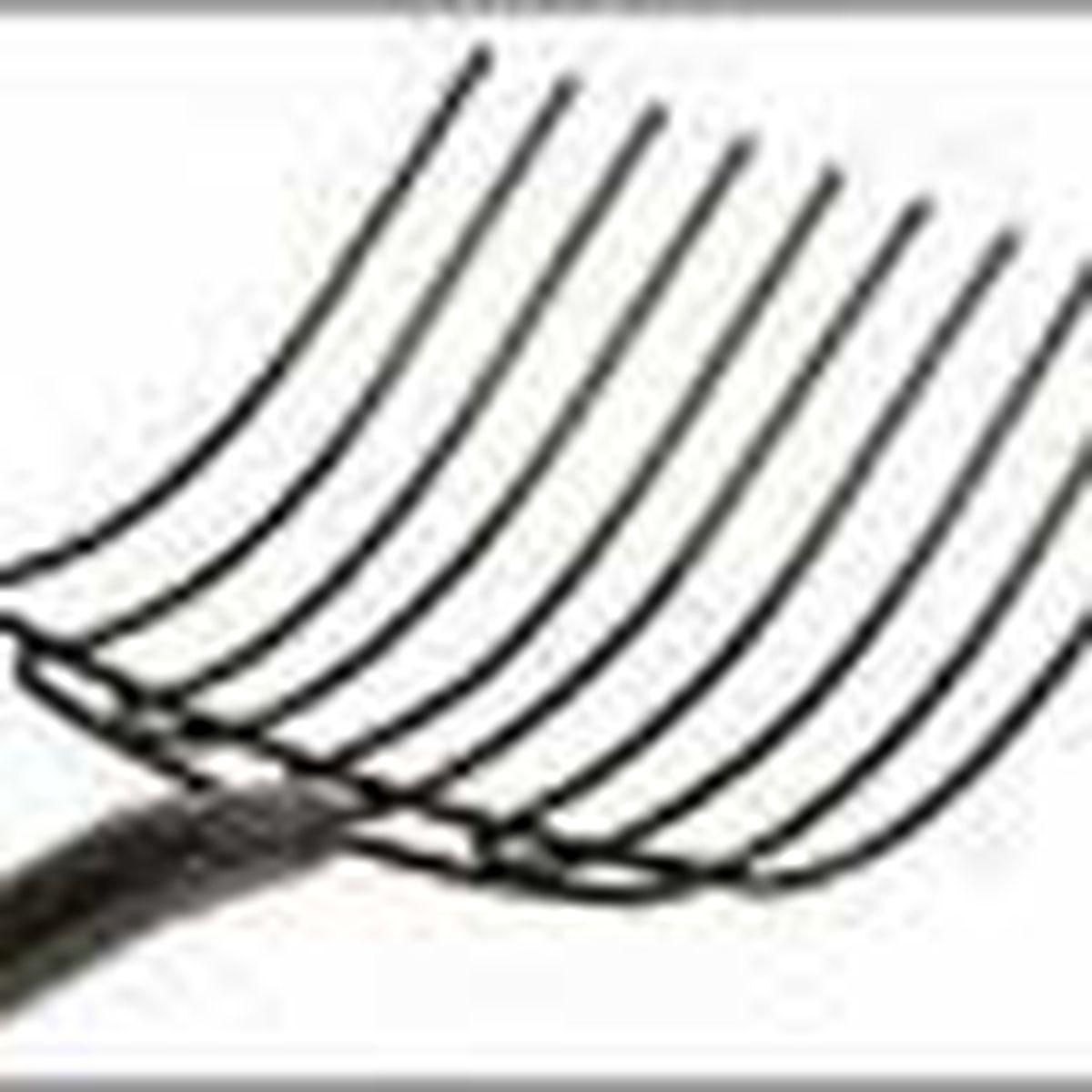mulch fork