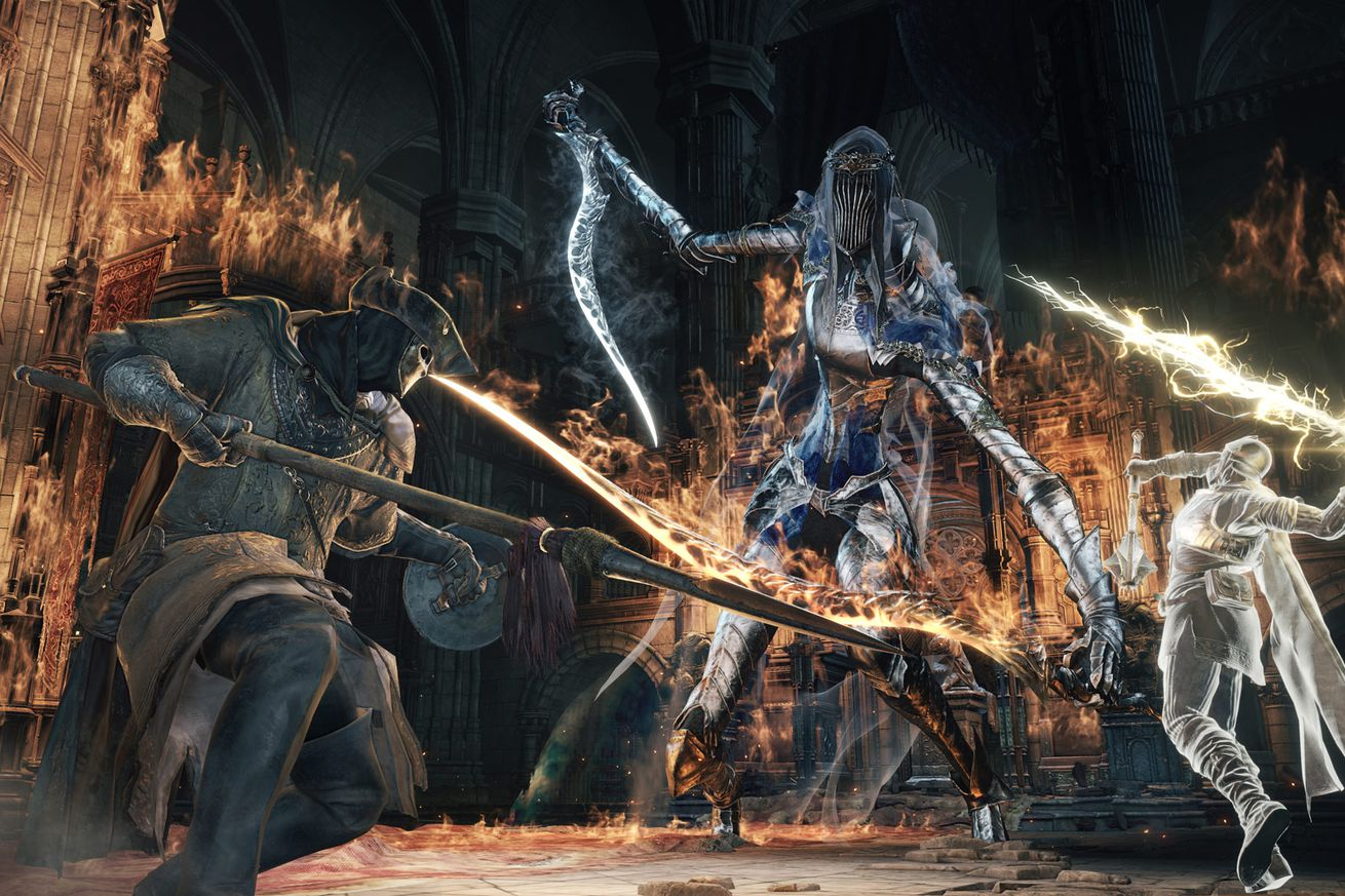 Pre order code recovery form - Dark Souls Getting Xbox One Compatibility Free With Dark Souls 3 Pre Order Polygon