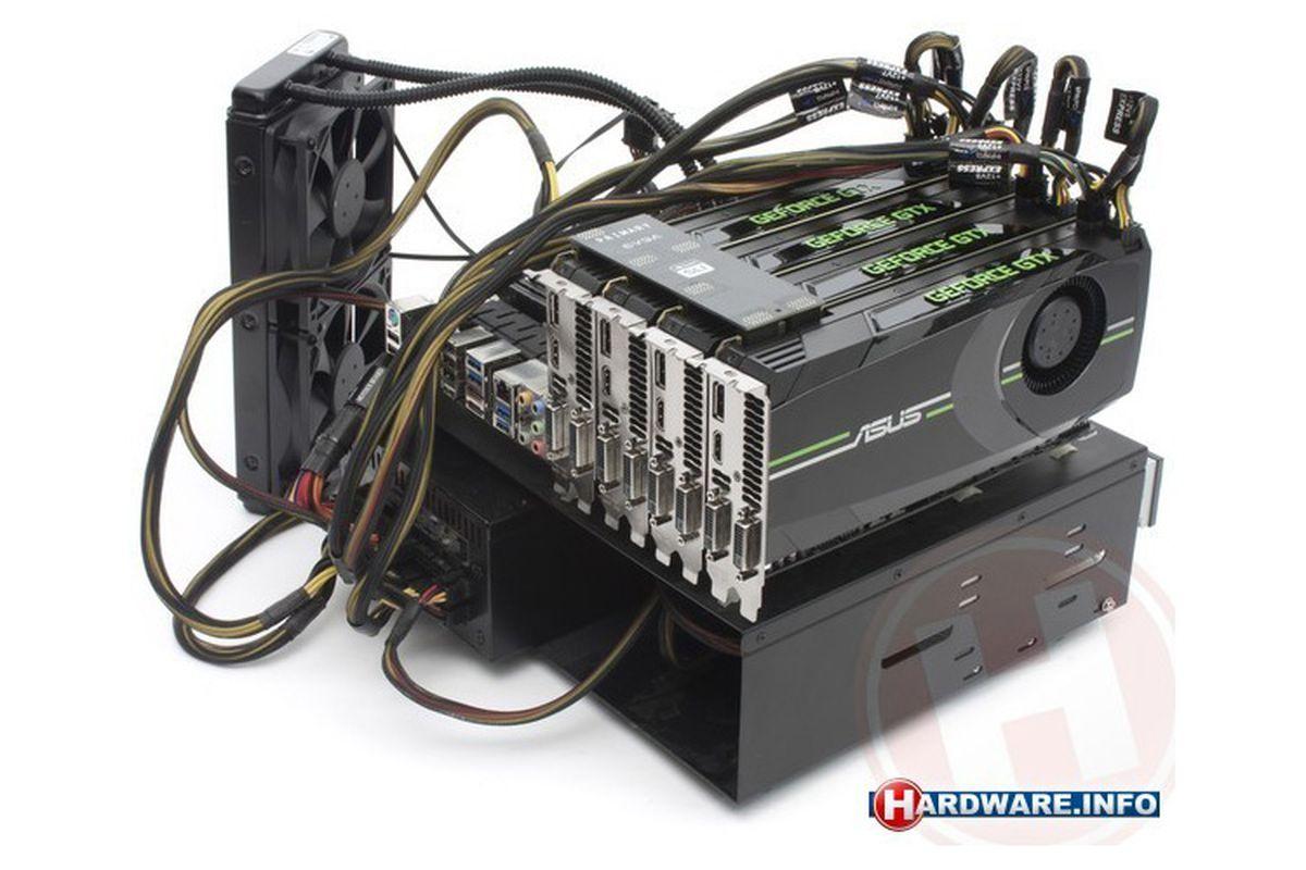 Nvidia gtx 680 quadsli