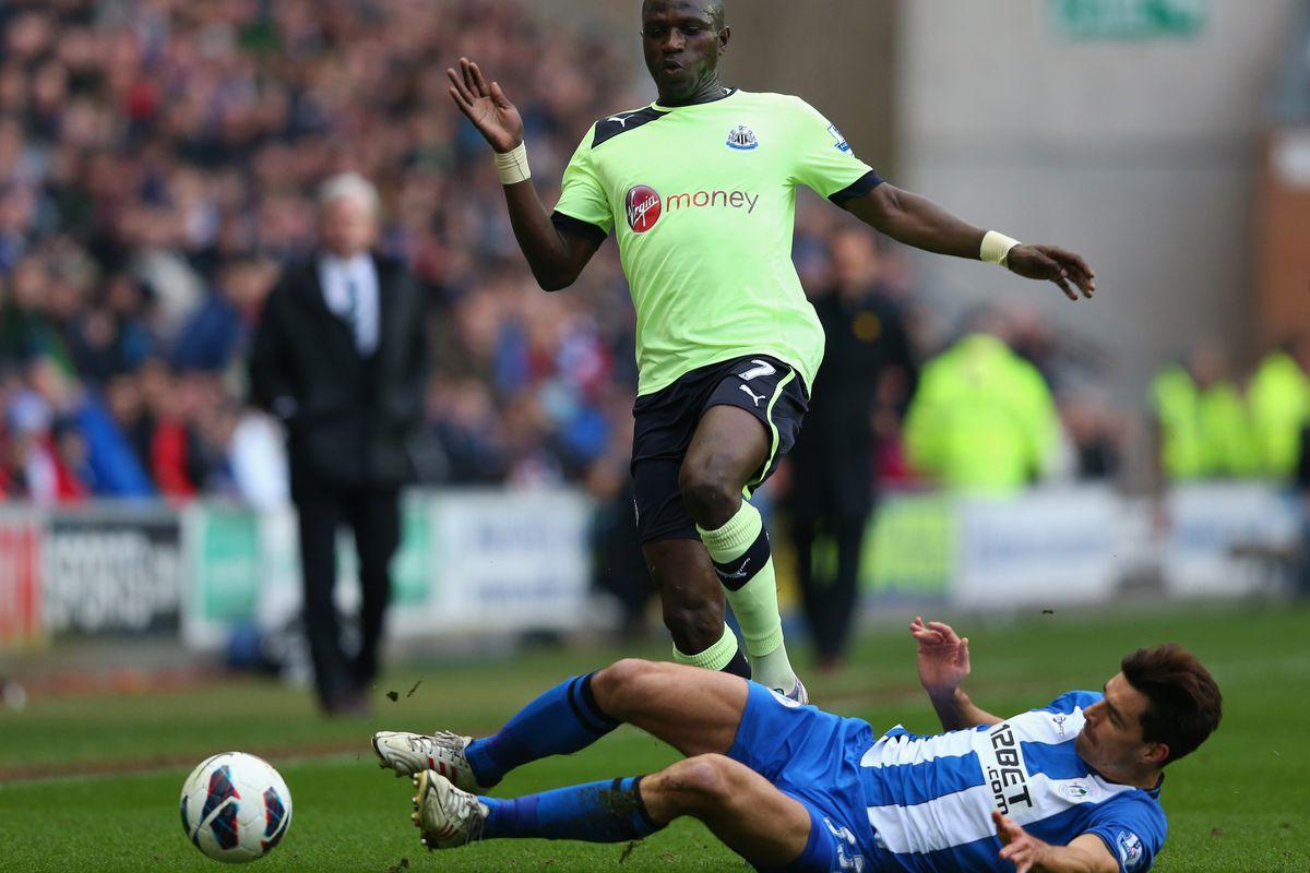 Midfielder Sissoko hurdles a challenge