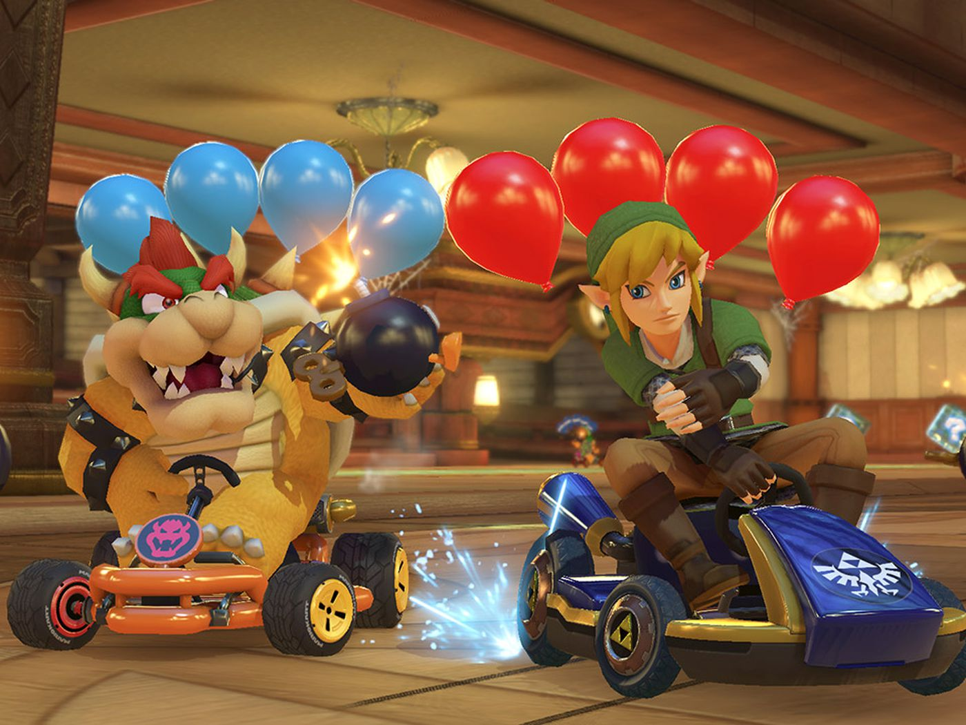 Mario Kart 8 Deluxe Gets It Right By Ditching The