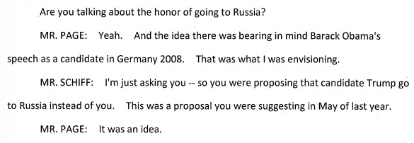 Carter pages bizarre testimony to the house intelligence it is certainly curious that page is emailing trump advisers in guarded roundabout language about an upcoming trip to russia that is part of a strategy ccuart Gallery