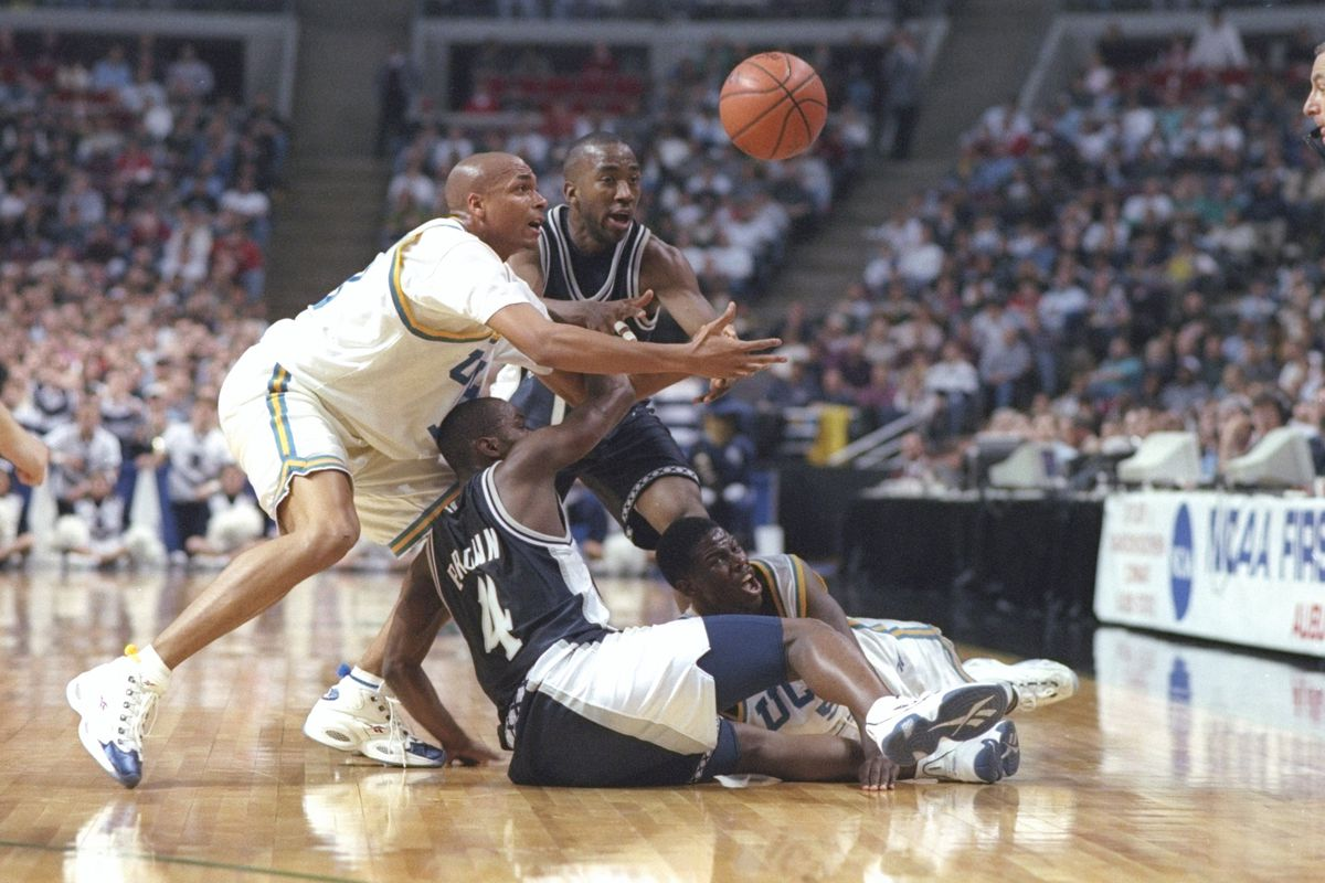 Gary Lumpkin and Lenny Brown led the Musketeers all year