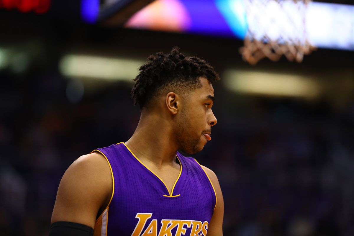 678f8348c Rob Pelinka explained why the Lakers traded D Angelo Russell ...