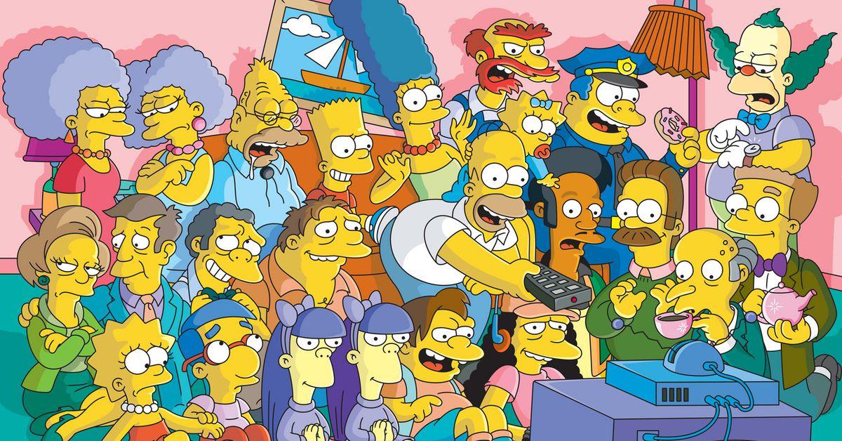 Disney + sẽ khắc phục tỷ lệ khung hình 16: 9 phá hủy trò chơi The Simpsons bắt đầu từ năm 2020
