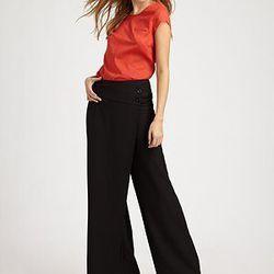 "<a href= ""ahttp://www.saksfifthavenue.com/main/ProductDetail.jsp?PRODUCT%3C%3Eprd_id=845524446482238&FOLDER%3C%3Efolder_id=2534374306588933&bmUID=jtlm0ox&esre=fshnstrlook16pantspd"">Fashion Star Terron Wide-Leg Pants by Kara Laricks</a>, $195"