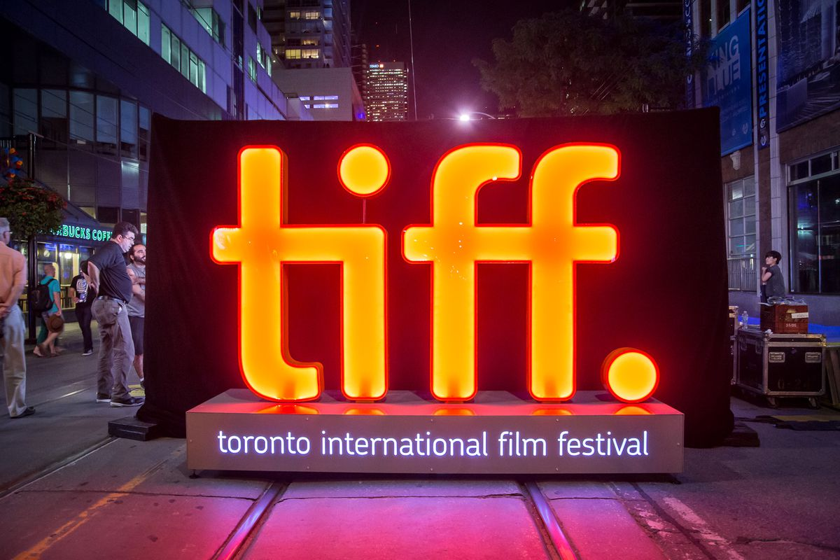 Image result for toronto international film festival 2018