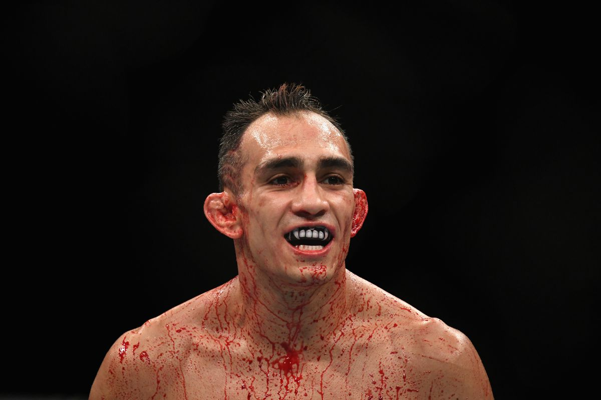 Midnight Mania! Tony Ferguson says psychologist appointment went well