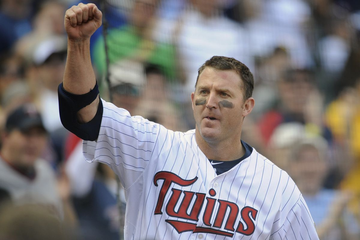 Jimmer MASHED A TATER today against the Athletics, but it wasn't enough for the Twins to get the win. (Photo by Hannah Foslien/Getty Images)