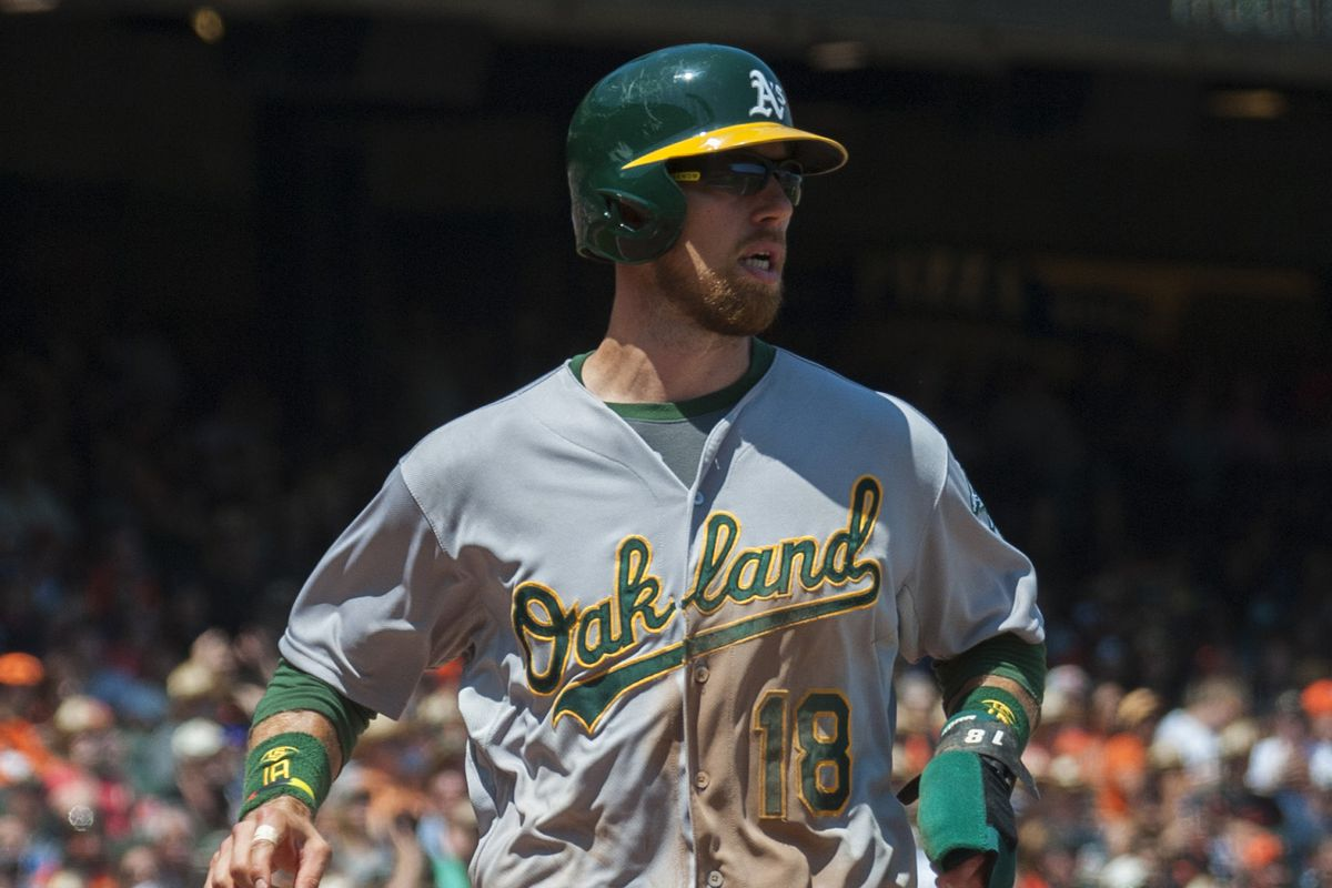The A's should look to bring Ben Zobrist back.
