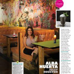 Julep's Alba Huerta in Southwest Magazine
