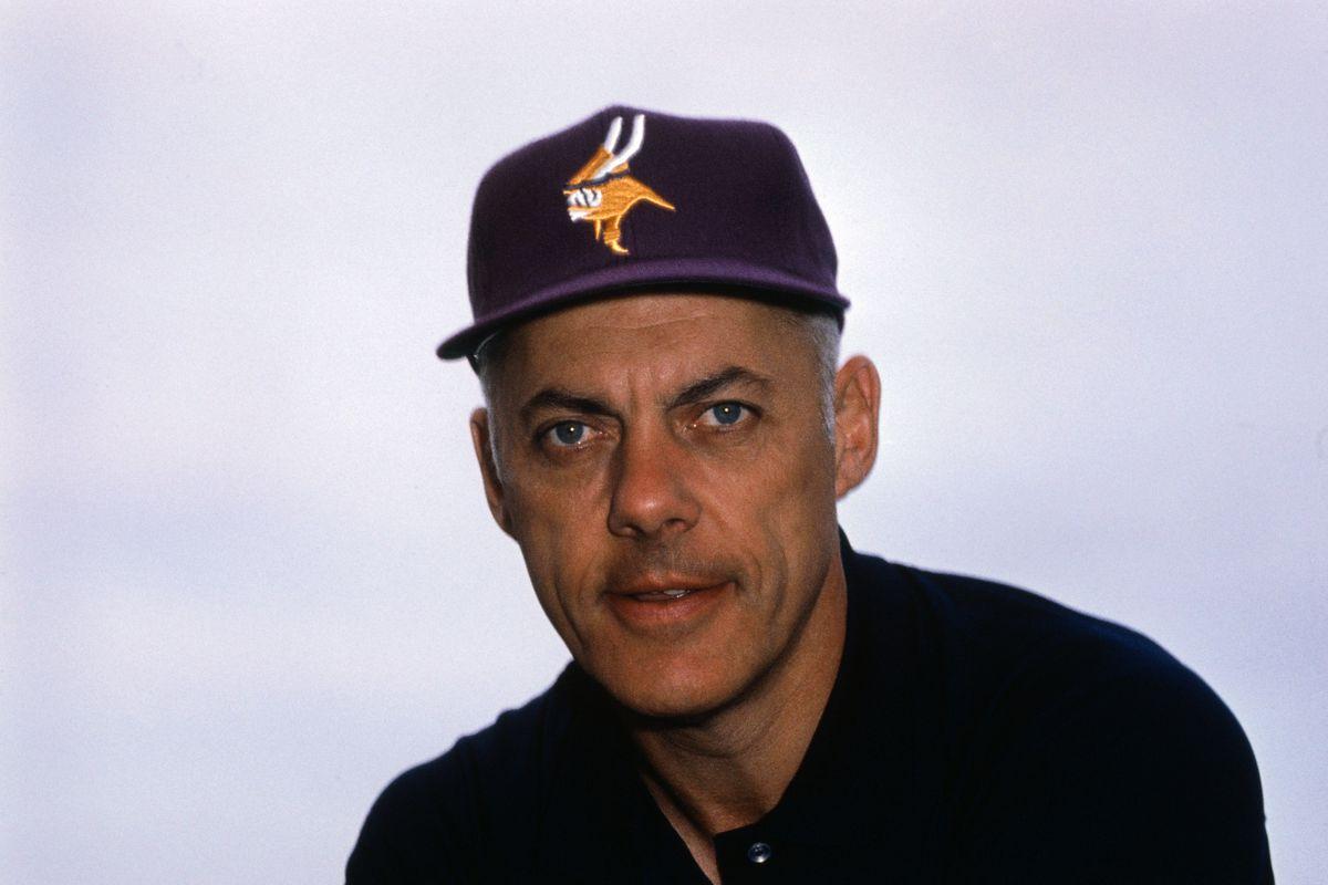 Portrait of Bud Grant