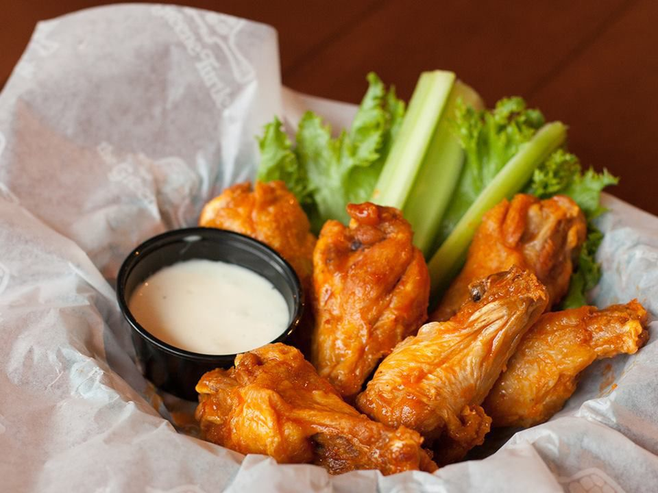 Wings from The Greene Turtle [Photo: Facebook]