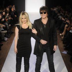 WTB designers Nikki Lund and  Richie Sambora