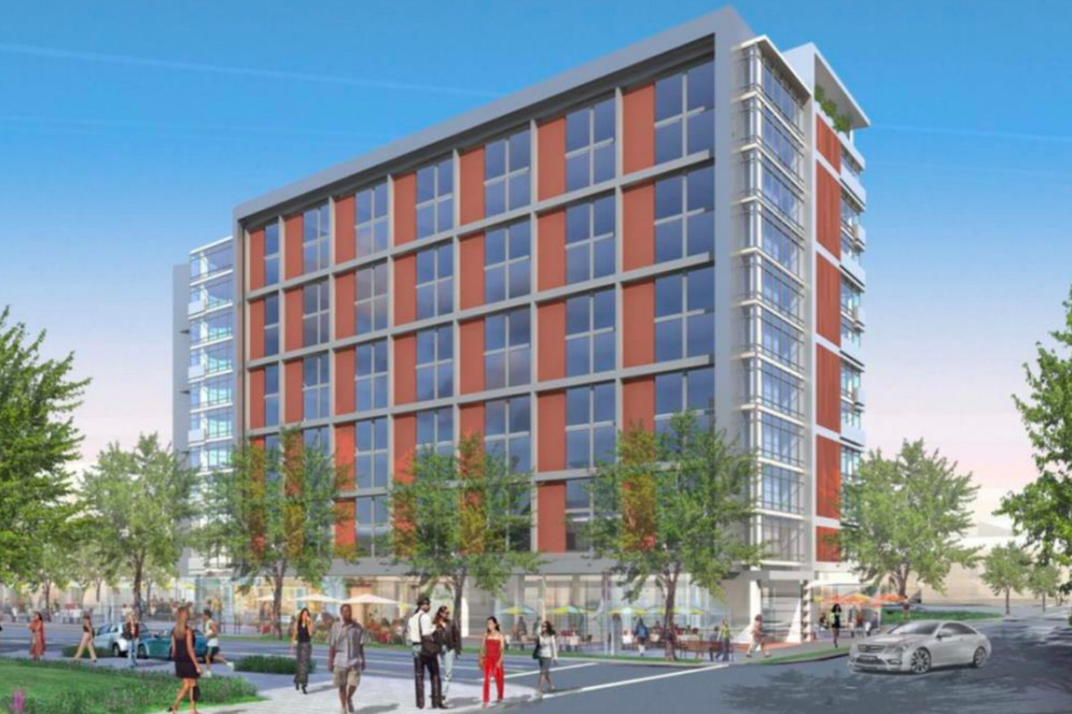 D C Affordable Housing New Project Planned In Mount Vernon