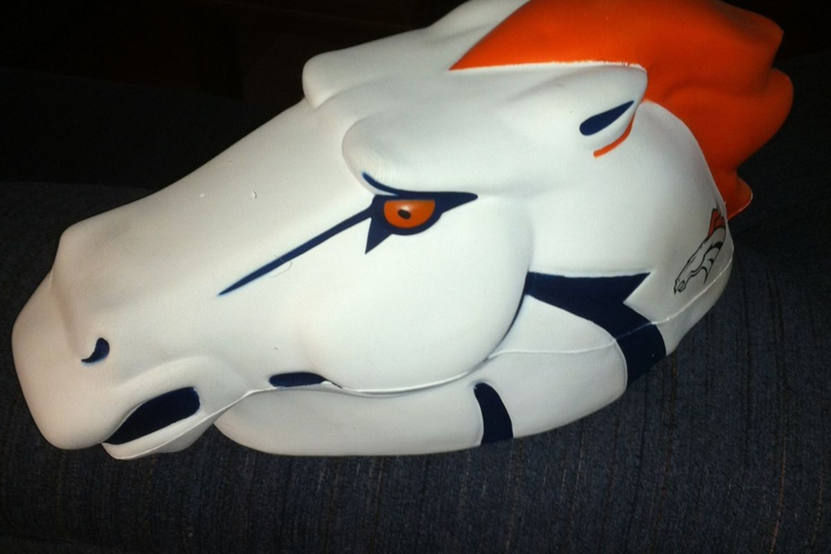 Little Known Broncos Facts: Stadium Souvenirs in Denver's First  free shipping