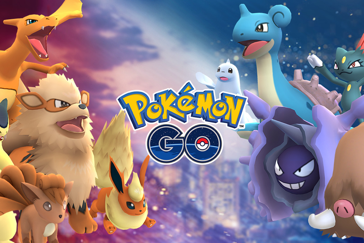 Pokémon Go Solstice art