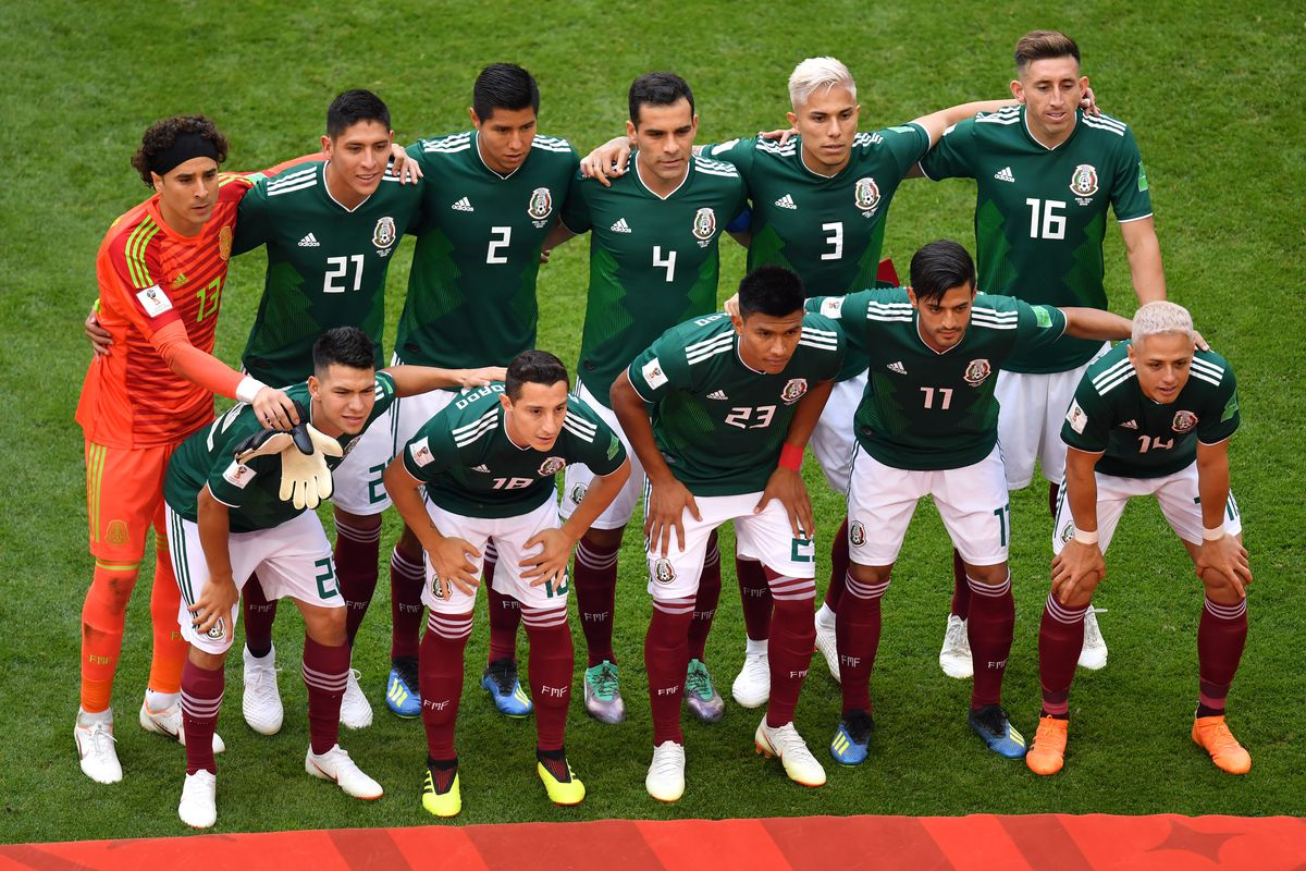 quality design f9f00 616c2 Mexico 2018 World Cup: Community Player Ratings Form - FMF ...