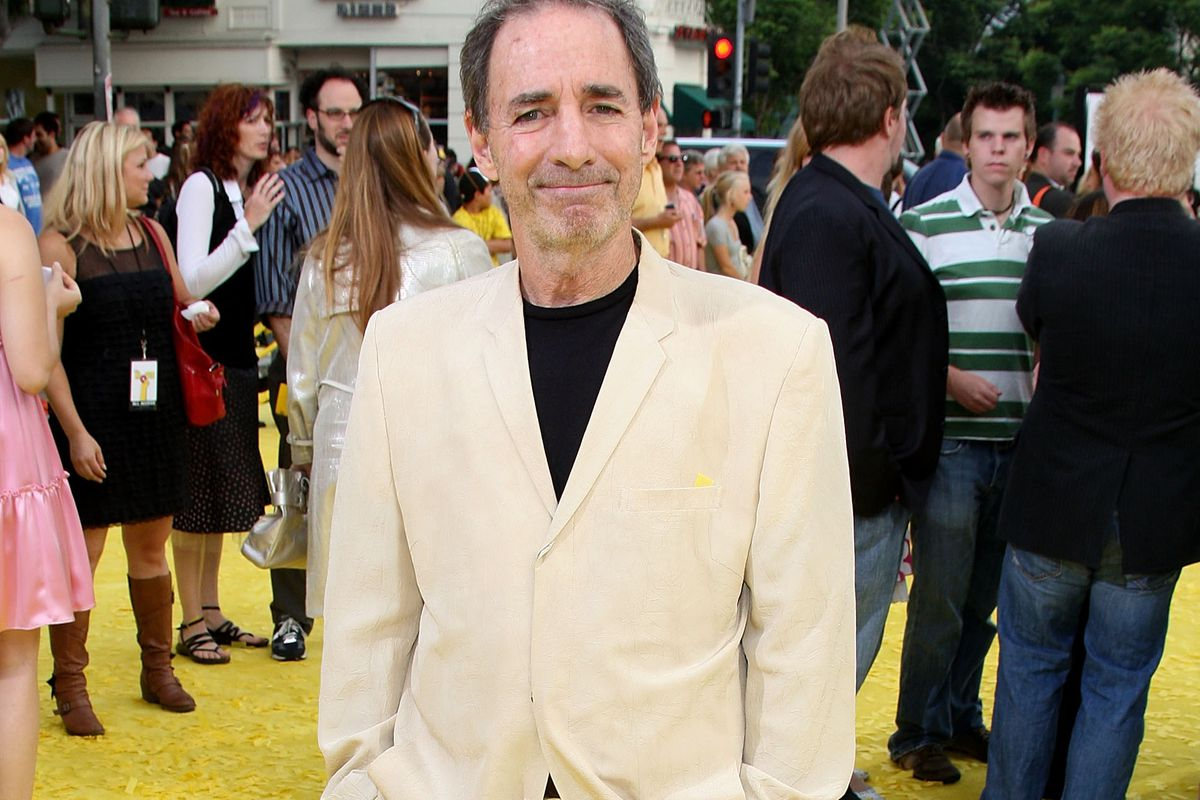 Actor Harry Shearer arrives at the Los Angeles premiere of 20th Century Fox's The Simpsons Movie held at the Mann Village Theaters on July 24, 2007, in Westwood, California. (Photo by Frazer Harrison/Getty Images)