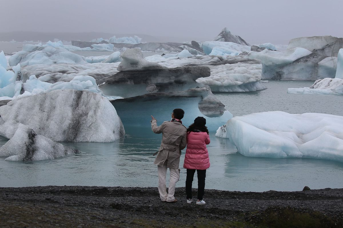Iceland's Tourism Industry Thriving