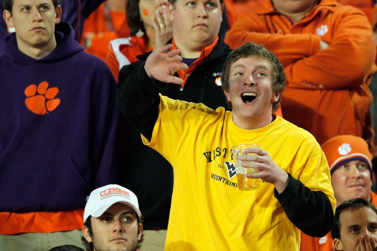 Discover Orange Bowl - West Virginia v Clemson