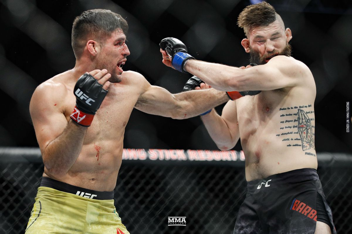 Vicente Luque out to prove 'I belong in the top of the division' at MSG -  MMA Fighting