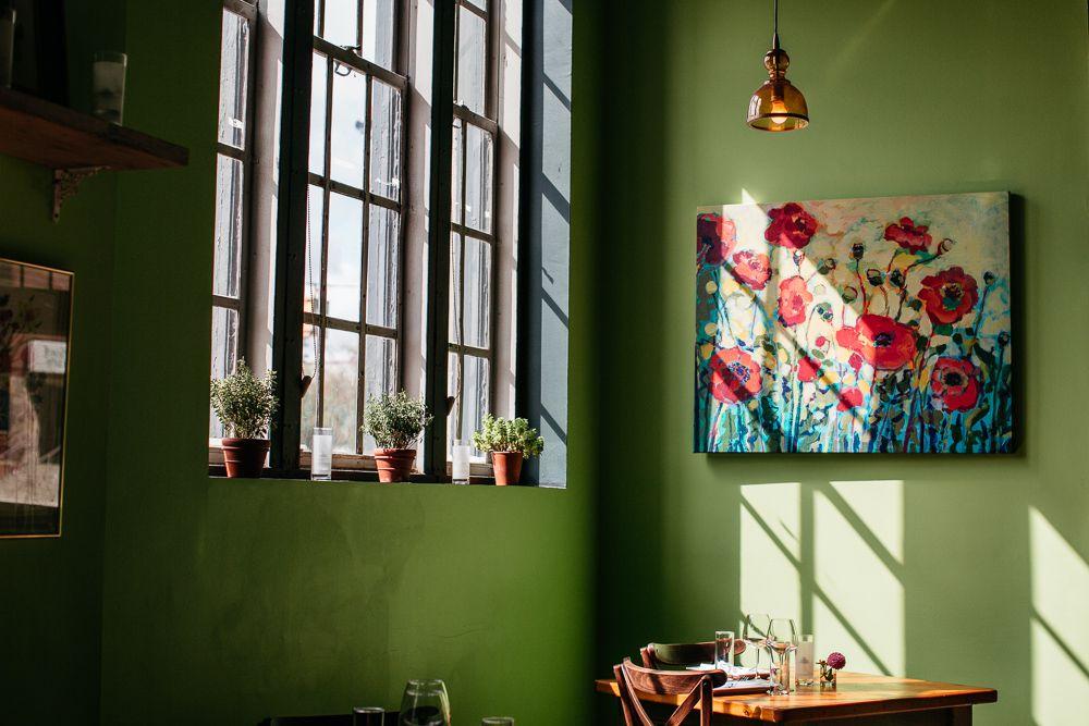 Hot Dish Chartreuse