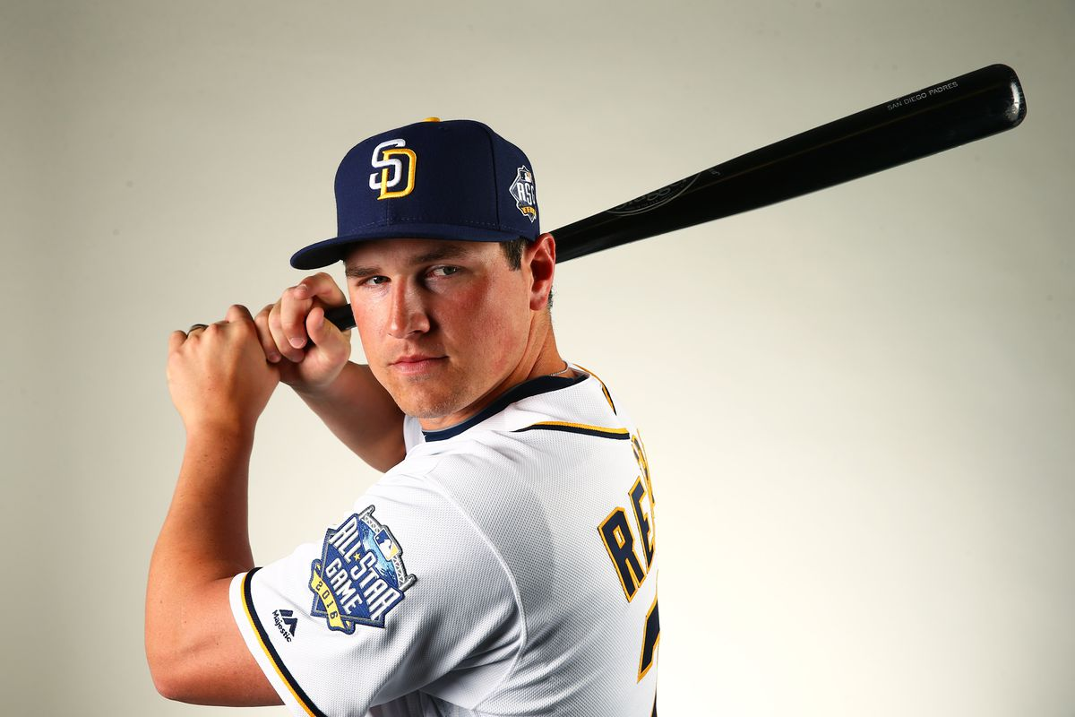 Hunter Renfroe hit .272 with 20 homers and 78 RBI across Double-A and Triple-A last season.