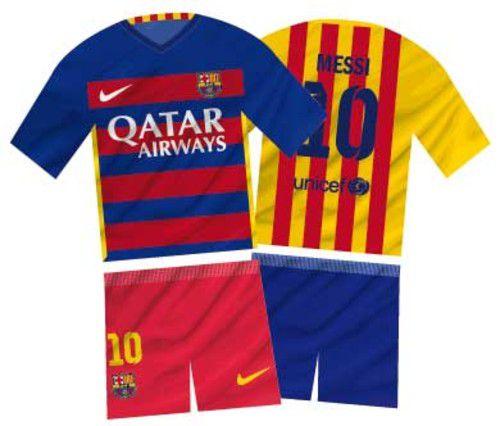 2015 16 FCB Kits