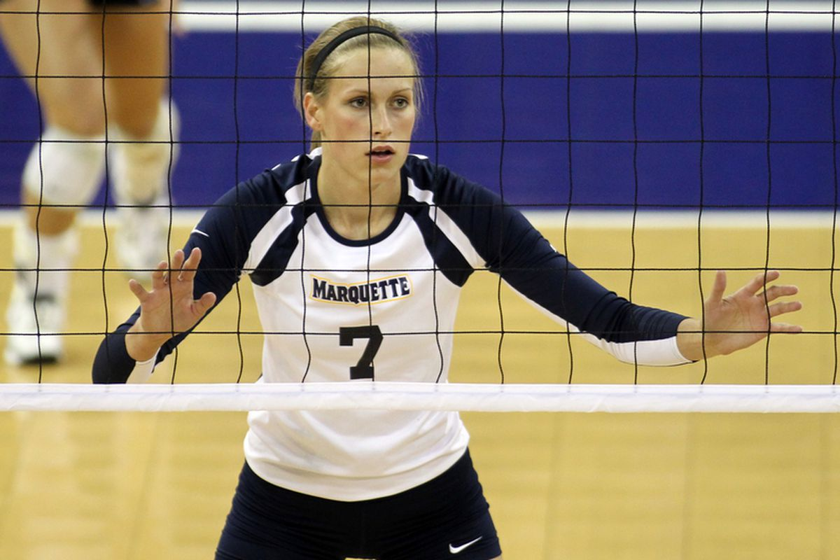 Meghan Niemann looks to guide the Golden Eagles back to the NCAA tournament.