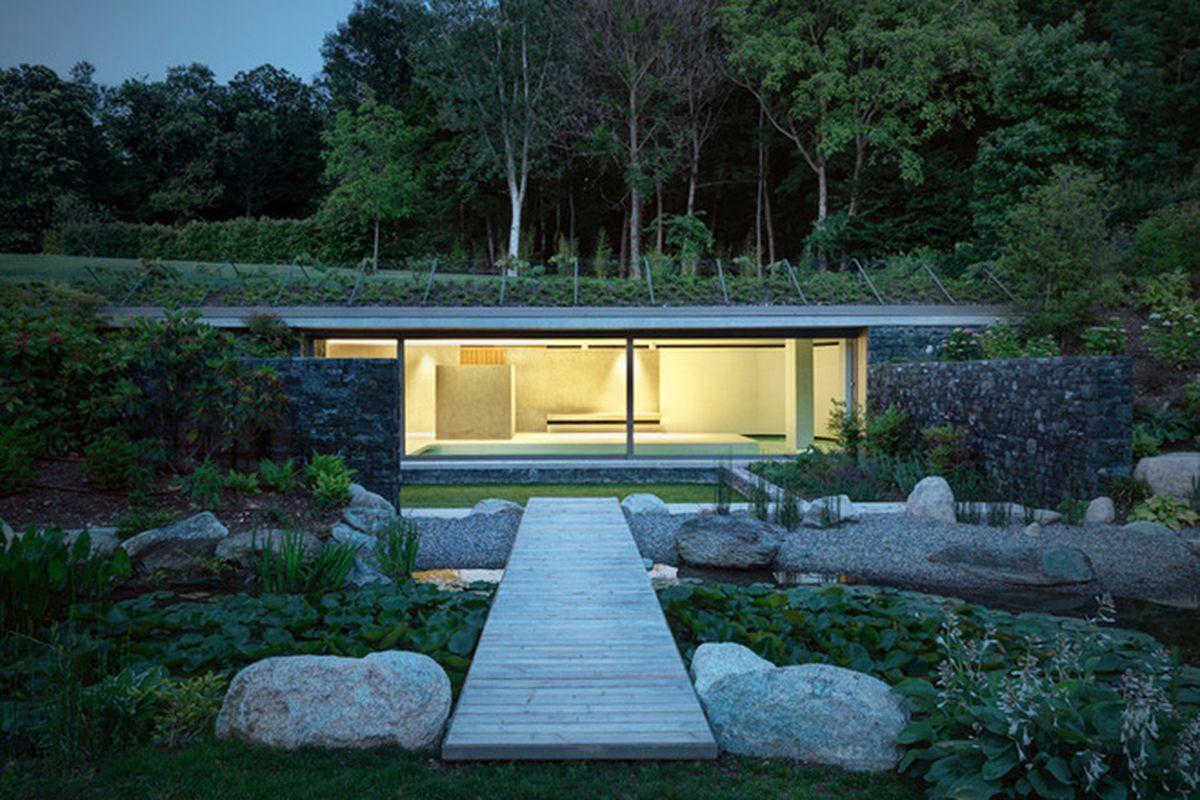 """All photos by Marcello Mariana via <a href=""""http://www.designboom.com/architecture/act_romegialli-la-piscina-del-roccolo-swimming-pool-italy-05-25-2015/"""">Designboom</a>"""