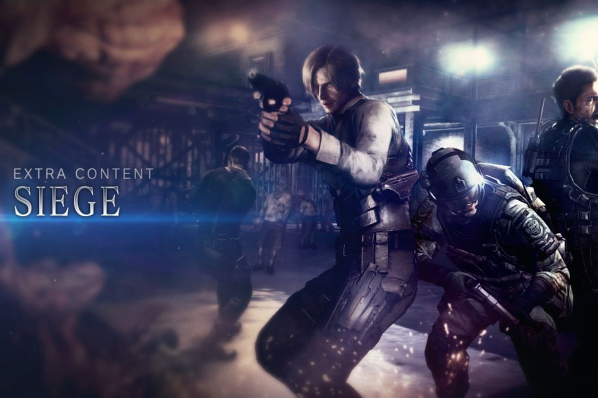 Resident Evil 6 Siege Mode coming to consoles next week