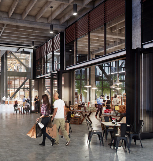 Uptown Oakland Loses Major Food Hall Project as Uber Stalls on