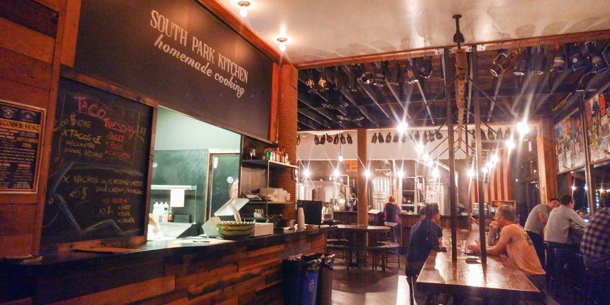 Mediterranean Grill Lands Inside South Park Brewing Co.