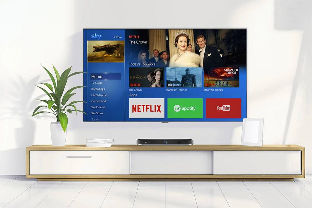 netflix now available on sky q in the uk