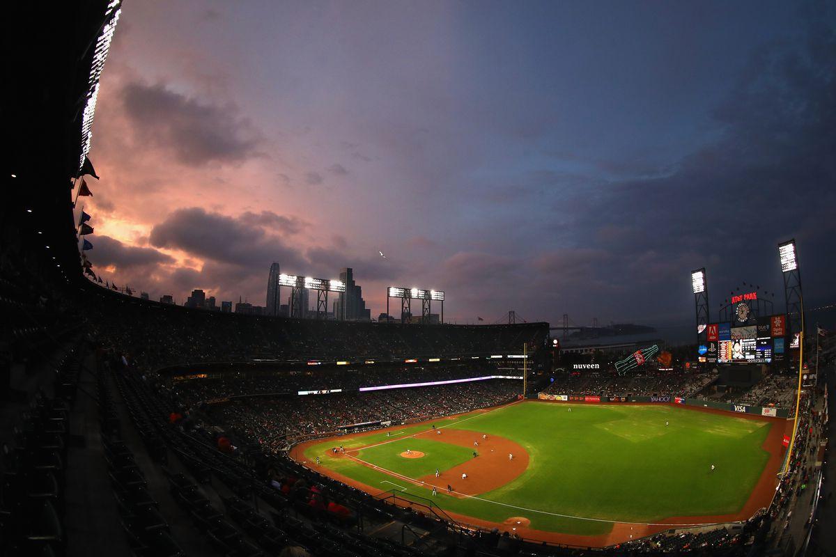 Milwaukee Brewers v San Francisco Giants