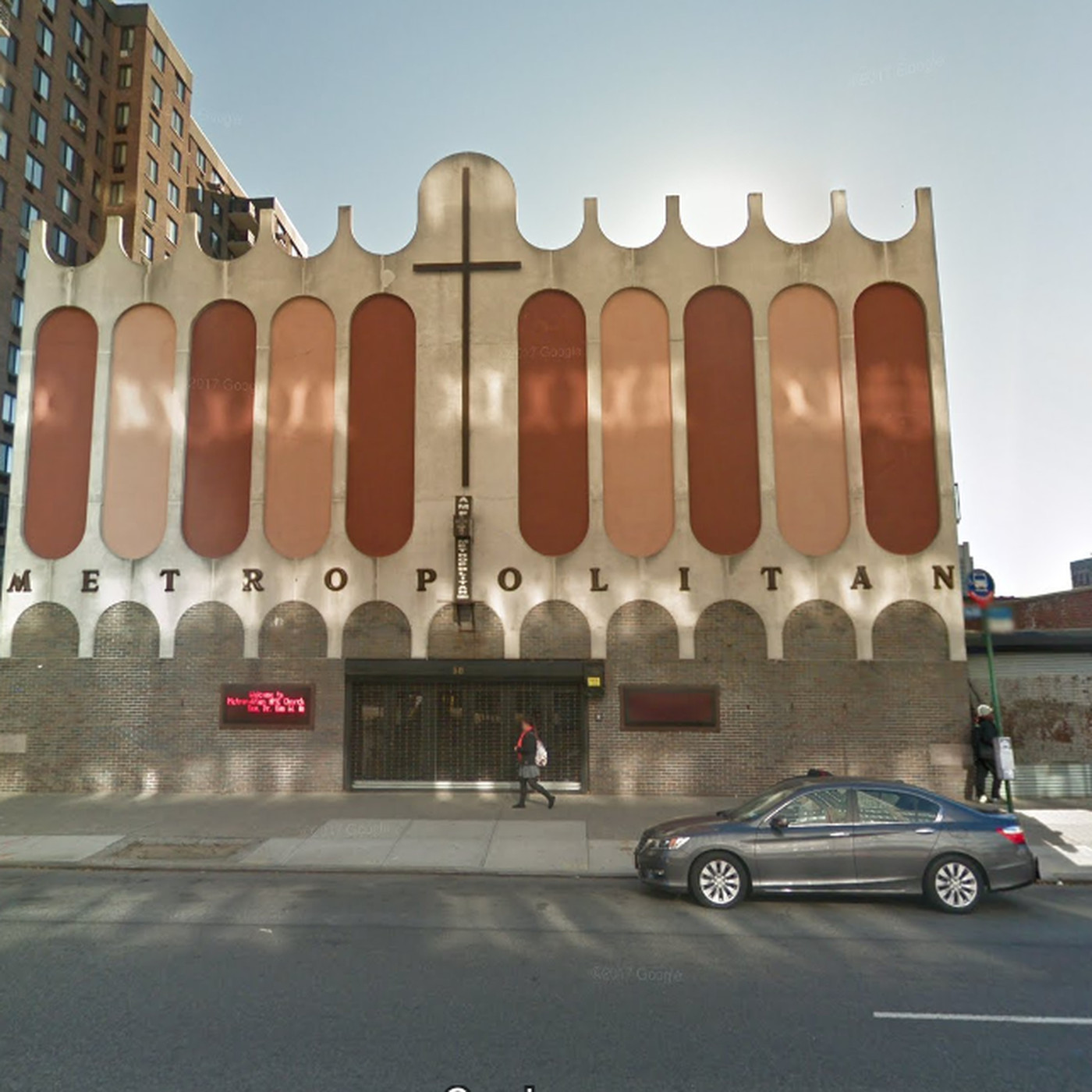 Century old Harlem church will be razed for new apartment building