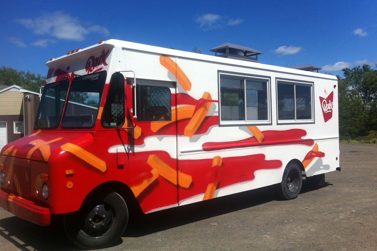 Roux food truck