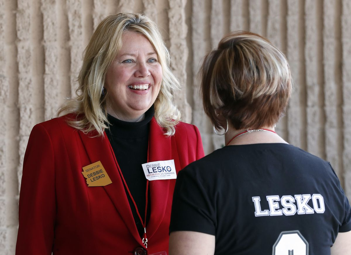Republican Debbie Lesko wins the special election for Arizona's Eighth Congressional District.