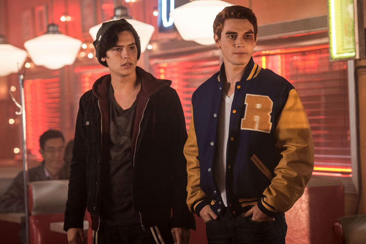 People Cant Stop Mocking Jugheads Worst Riverdale Scene Polygon