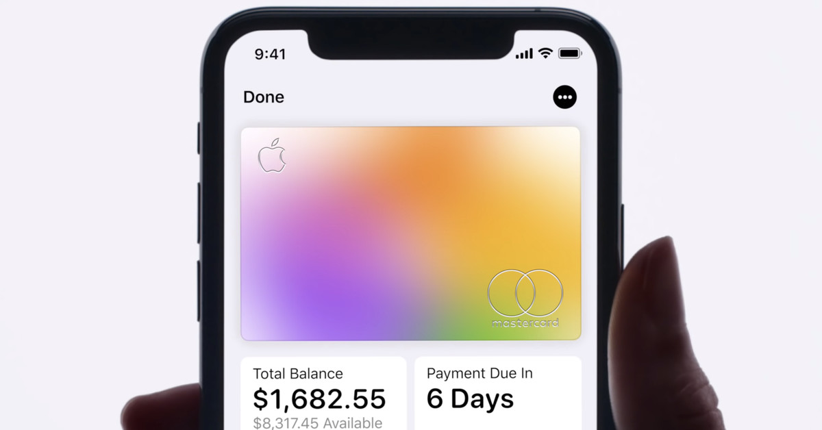 An ongoing Apple Card outage may keep you from making payments