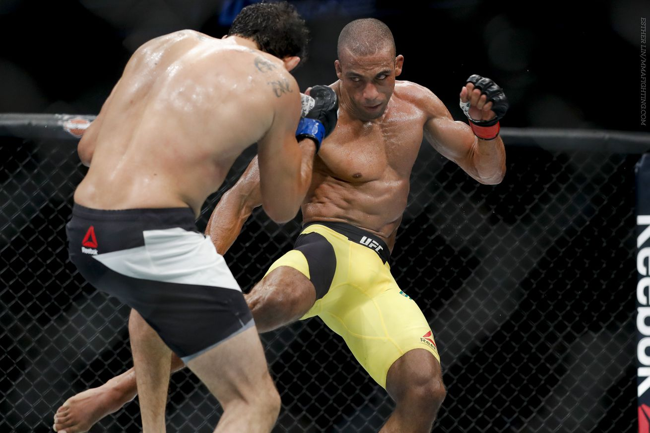 Edson Barboza would fight Kevin Lee if Tony Ferguson, Khabib Nurmagomedov aren't available