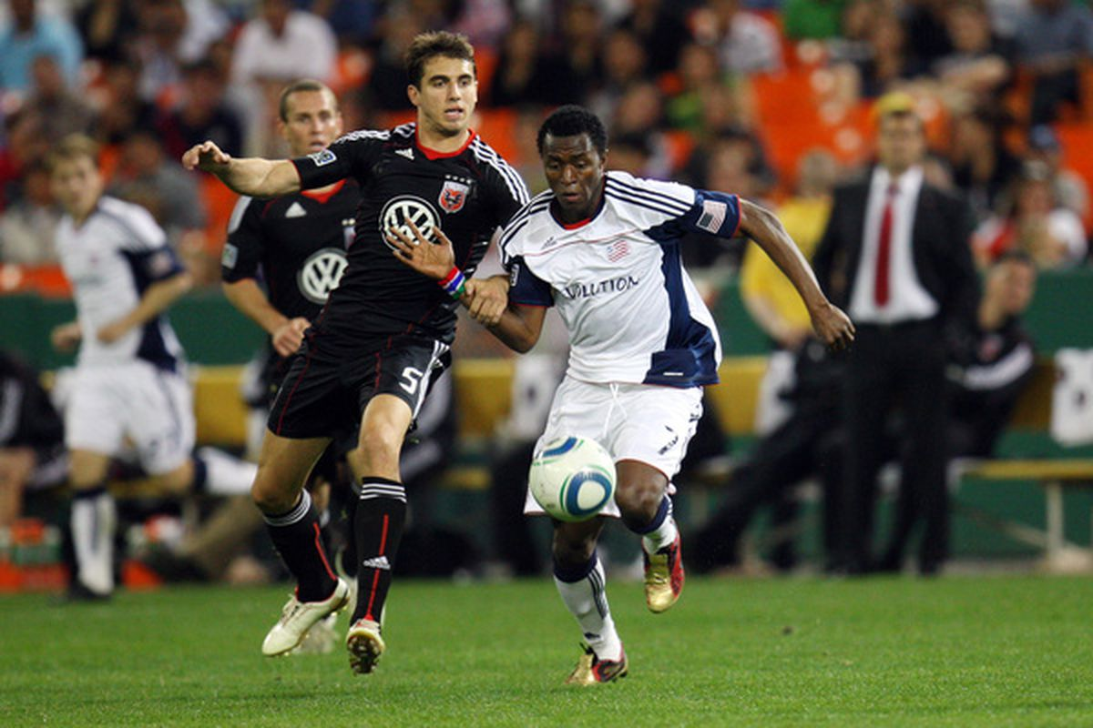 Dejan Jakovic is one of many DC United players to be missing in action this season