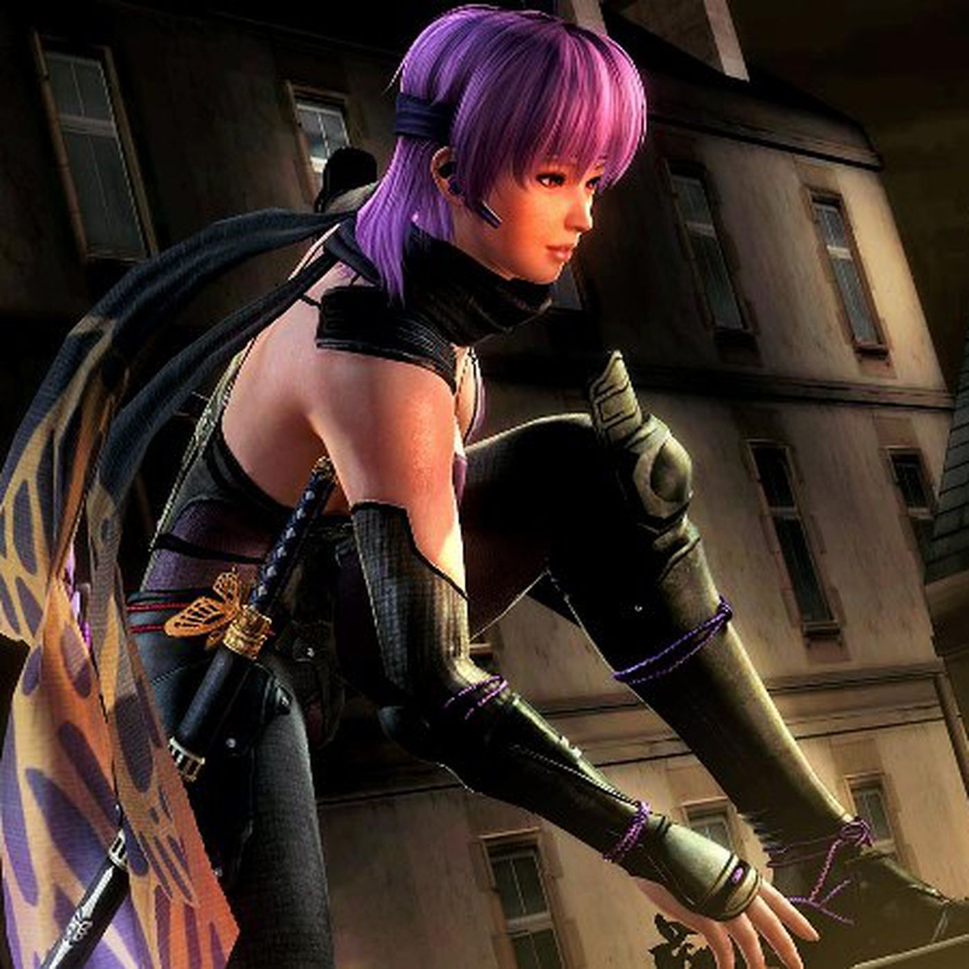 Ninja Gaiden 3 Razor S Edge Brings Protagonist Ayane To The