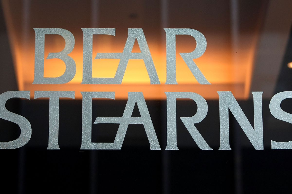 Bear Stearns Posts First Ever Profit Loss